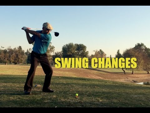 DRIVER SWING CHANGES