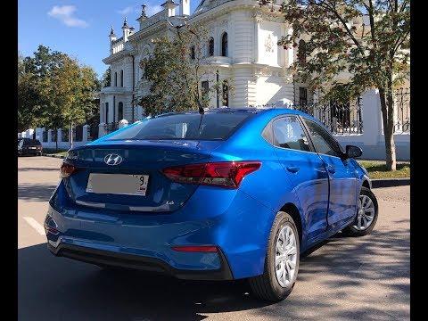 Hyundai Solaris 2019 1.6 AT Comfort фото
