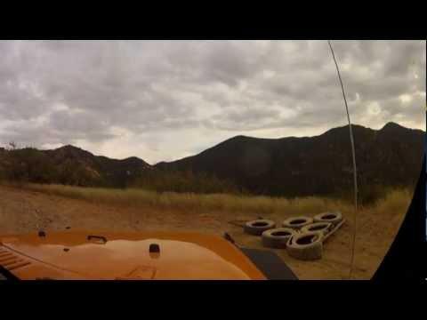 Patagonia Mountains Trail HD (5x Speed)