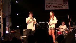 Monita Tahalea Quartet - Kekasih Sejati @ JJF 2012 [HD]
