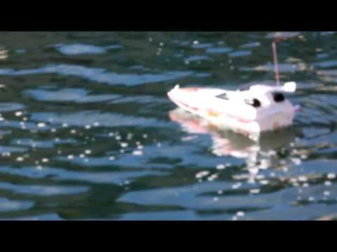 2 Channel RC Boat 7008