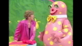 Mr Blobby - Valerie Singleton Gotcha