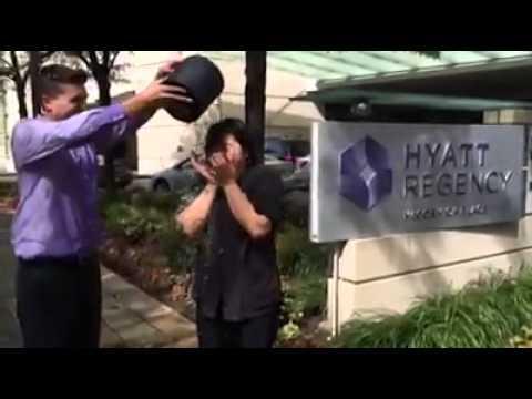 Hyatt Regency McCormick Place #IceBucketChallenge