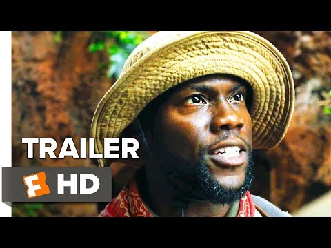 Jumanji: Welcome to the Jungle Trailer #2 (2017) | Movieclips Trailers