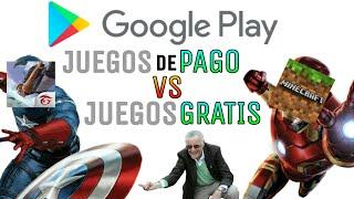 JUEGOS PARA POBRES vs JUEGOS PARA CULOS BLANCOS