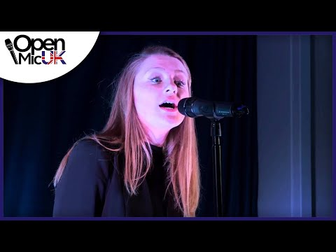 THAT'S LIFE – SMASH performed by TERRIANNE at Open Mic UK singing contest