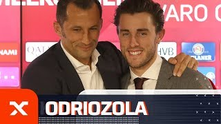 """Toni Kroos hat nur Positives berichtet"" - Alvaro Odriozola | FC Bayern München | SPOX"