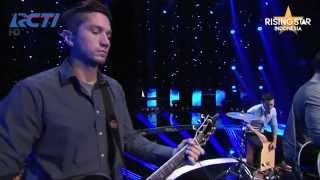 "Boyce Avenue ""I'll Be The One"" - Rising Star Indonesia Best Of 5 Eps 23"