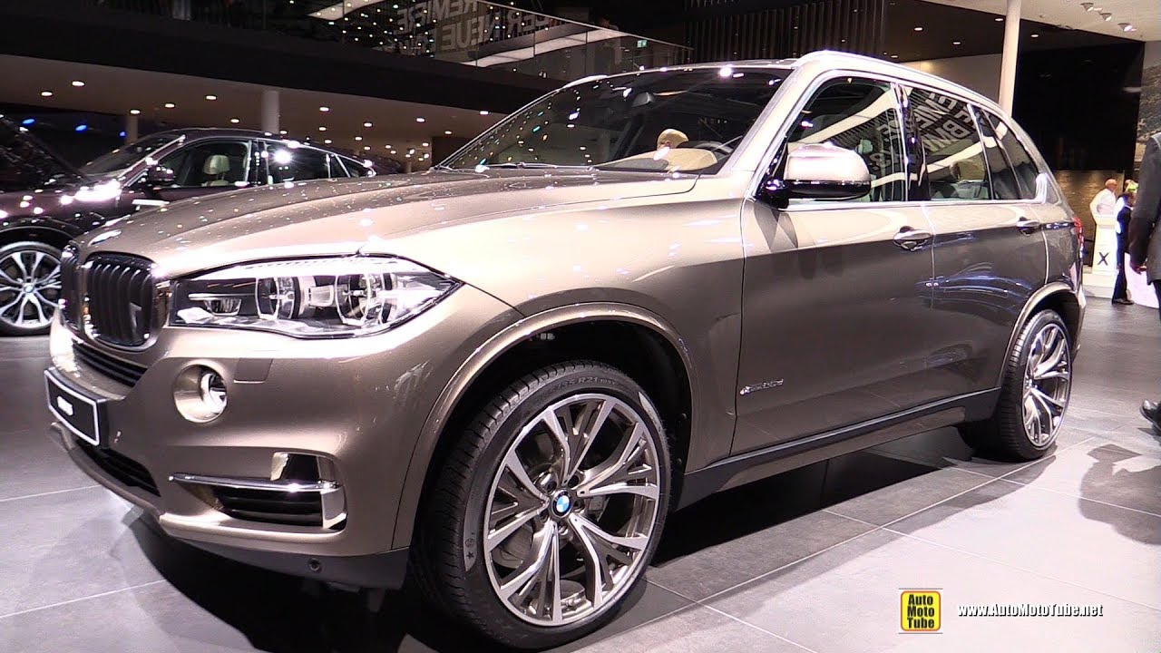 2018 Bmw X5 25d Xdrive M Sport Exterior And Interior
