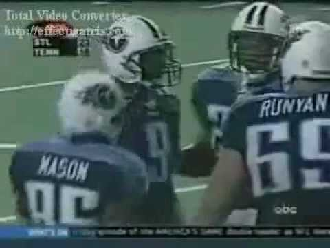 _quot;One Yard Short_quot; - St. Louis Rams vs. Tennessee Ti.flv