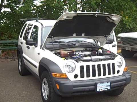 2006 Jeep Liberty Sport **Custom Intake** Stock #PK5396 ...
