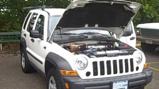 2006 Jeep Liberty Sport **Custom Intake** Stock #PK5396