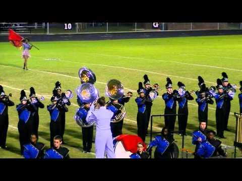 Garner High School Marching Band 2015