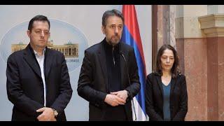 DJB objasnio zašto Vučić namerno izaziva histeriju