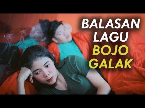 Balasan Lagu Bojo Galak - Nella Kharisma (Music Video)