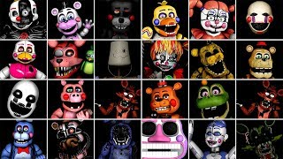 26 ultimate custom night jumpscares