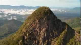 Touring Australia: Mt Warning