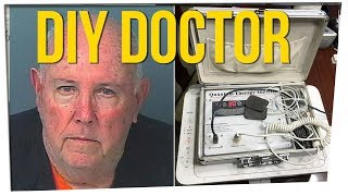 Fake Doctor Arrested for Claiming to Cure Anything With Blood