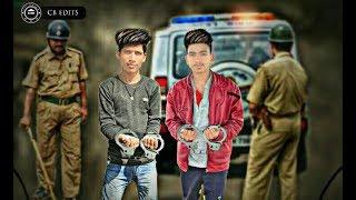 Crime Partner Arrest | Photoshop And Picsart Manipulatin