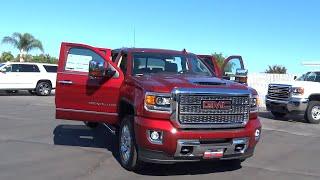 2018 GMC Sierra 2500HD Inland Empire, Redlands, Yucaipa, San Bernardino, Highland, CA 18065G