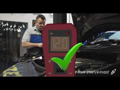 Why a car won't start –  Mercedes Benz Troubleshooting Guide, Tips