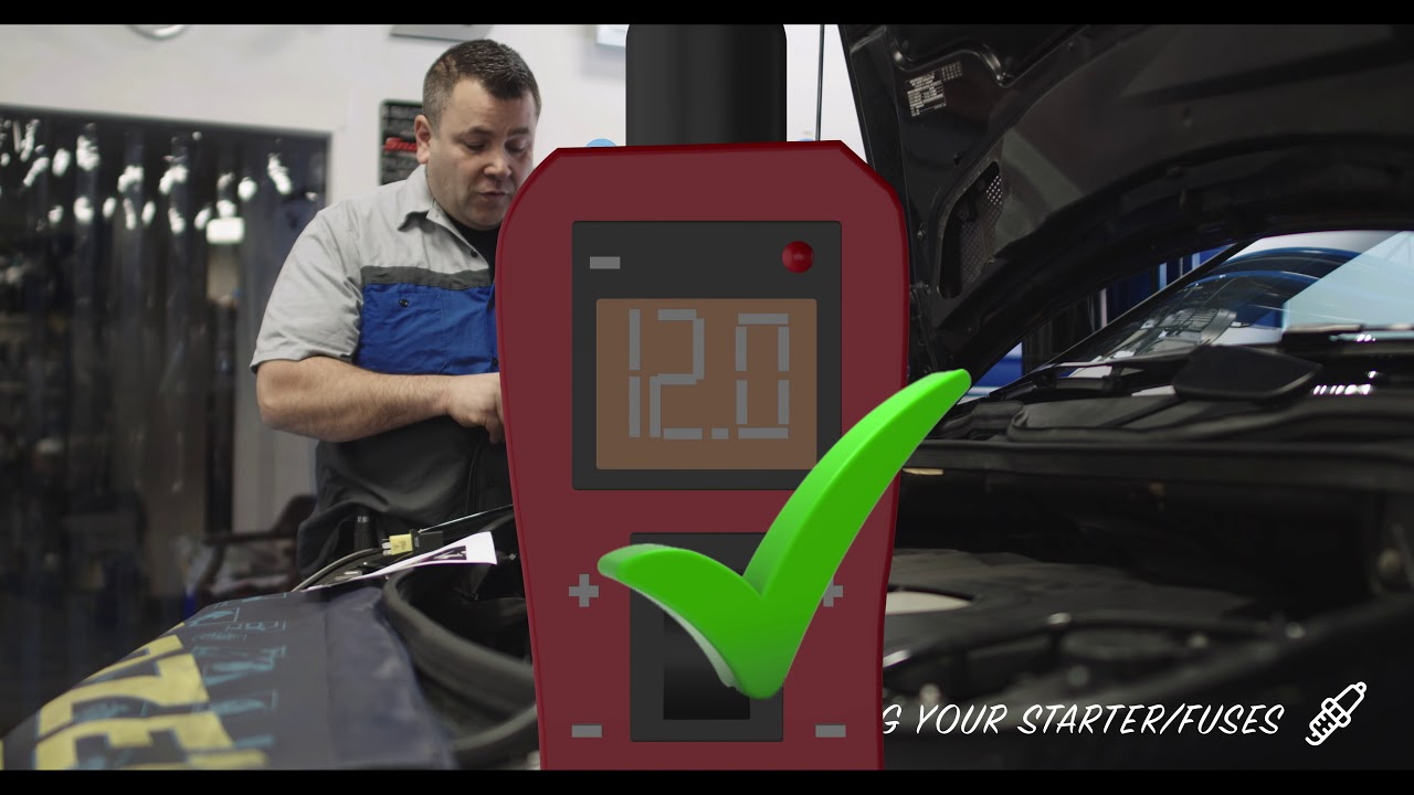 Why A Car Wont Start Mercedes Benz Troubleshooting