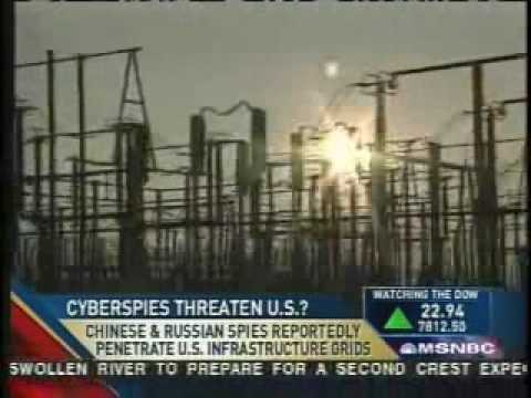 National Security Officials: Electrical Grid Penetrated By Cyberspies