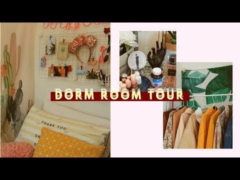 My University Dorm Room Tour! (Malaysia) | 2018
