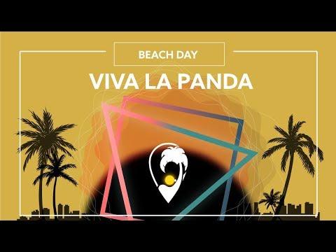 Viva La Panda - Beach Day [Lyric Video]
