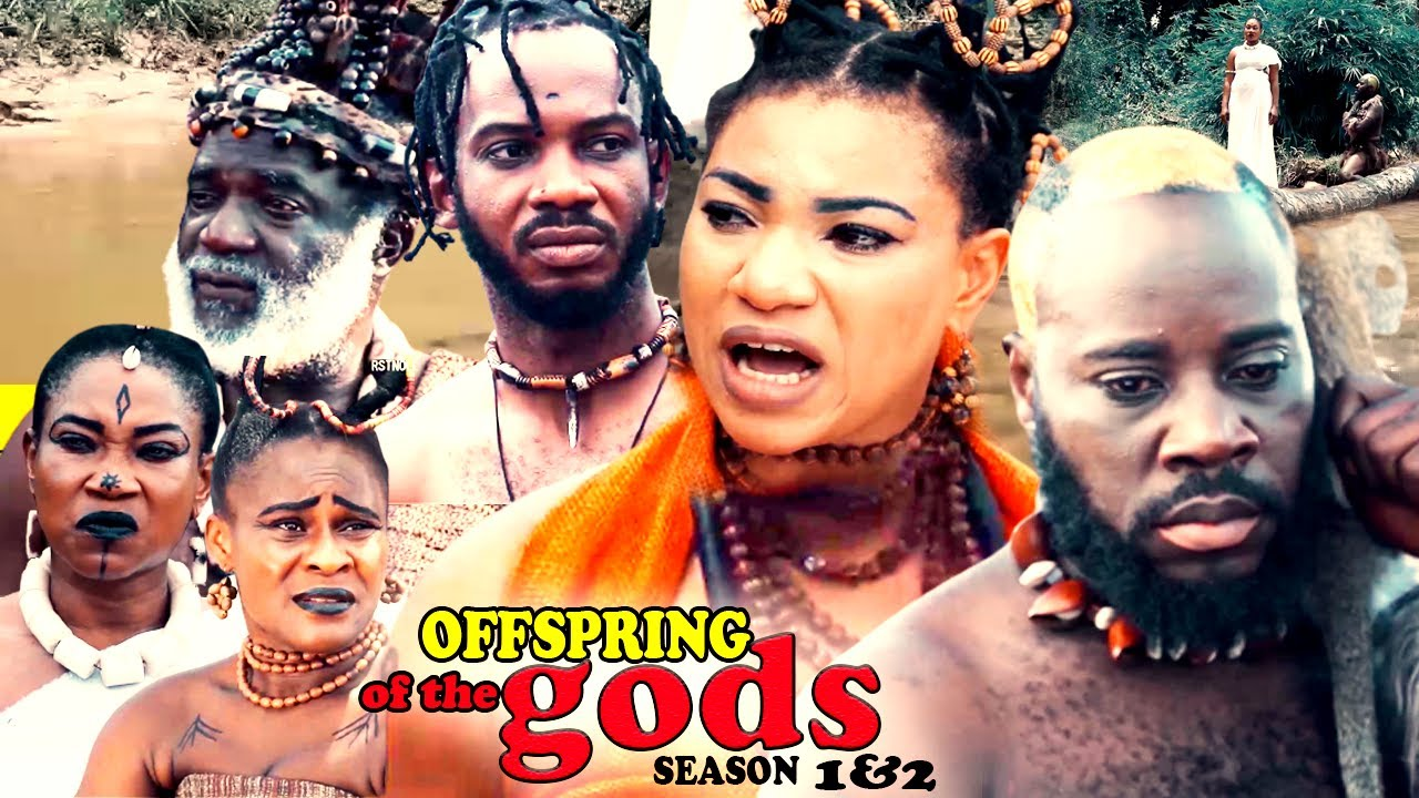 Download OFFSPRING OF THE GOD'S SEASON 3 - NEW TRENDING MOVIE|2021 LATEST NIGERIAN NOLLYWOOD MOVIE