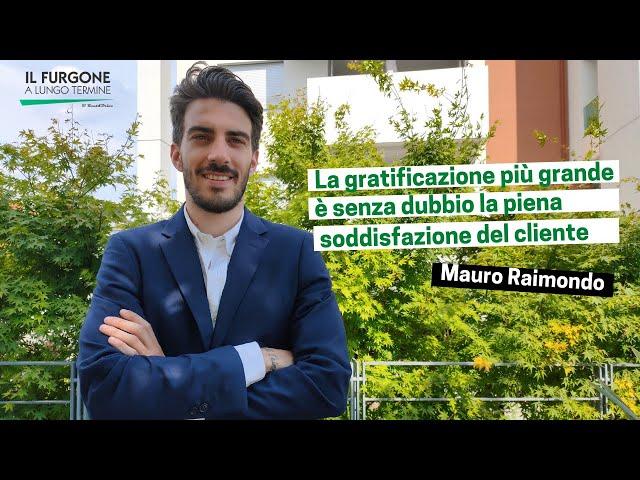 Mauro Raimondo Specialista Il Furgone a Lungo Termine