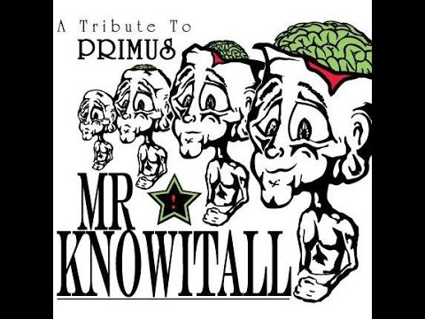 Primus Tribute Band Mr. Knowitall Interview