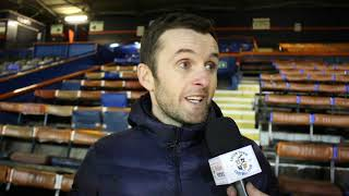 Nathan Jones on the 0-0 draw with Barnsley