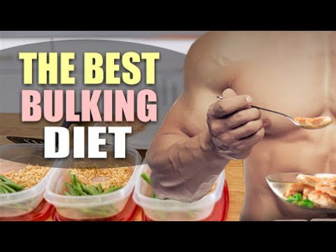 Best Bulking Diet To Build Muscle? (The SIMPLE Truth)