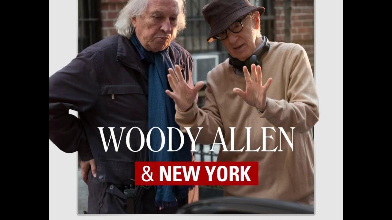 Un jour de pluie à New York - Woody Allen et New York