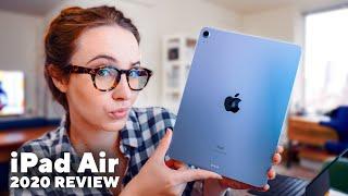the new iPad Air is IMPRESSIVE