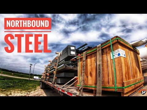 My Trucking Life   NORTHBOUND STEEL   #1731