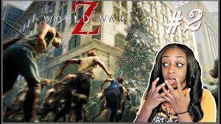 KEEP RUNNING!! | World War Z Game Episode 2