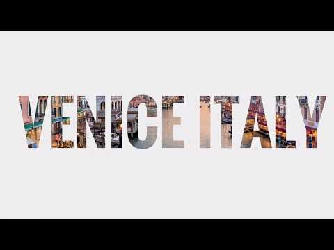VENICE ITALY : ONE OF THE MOST BEAUTIFUL CITY IN THE WORLD