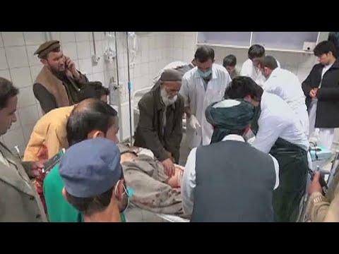 Mais um atentado nas eleições do Afeganistão