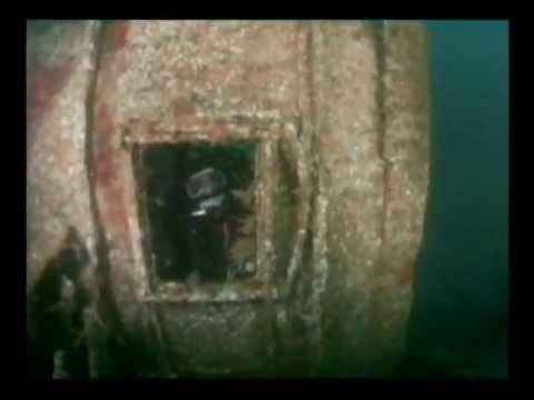 Deep Sea Detective -  USS Susan B Anthony