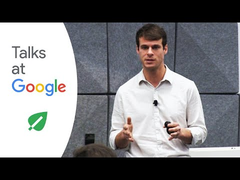 "Gregg Treinish: ""Unlocking Solutions to Pressing Environmental Issues"" 