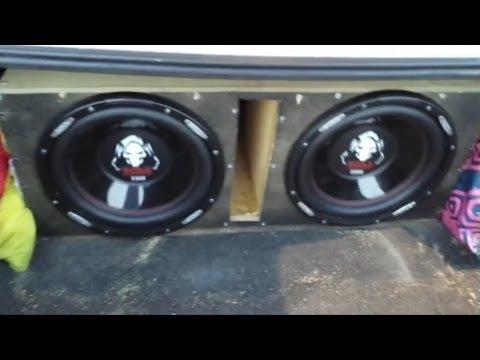 """boss-12""""-2300w-subwoofer-and-2500-mono-block-amplifier-bass"""