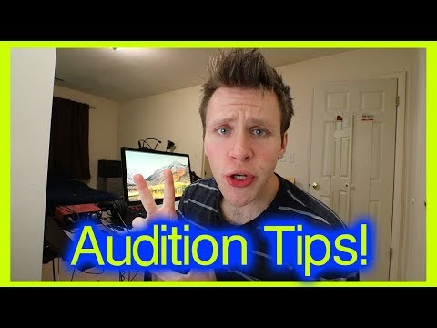 How To Prepare an AUDITION BINDER for Musical Theatre