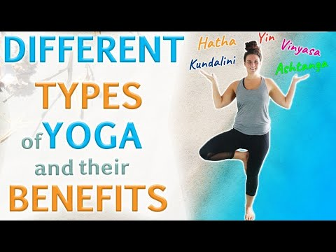 8 Different Types of Yoga and Their Benefits ���� Benefits of Yoga ����
