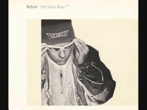 Pet Shop Boys - Before(Classic Paradise Mix)1996 mp3
