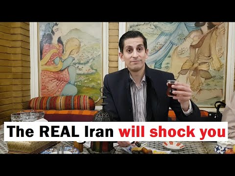 The Real Iran You NEVER See in the Media