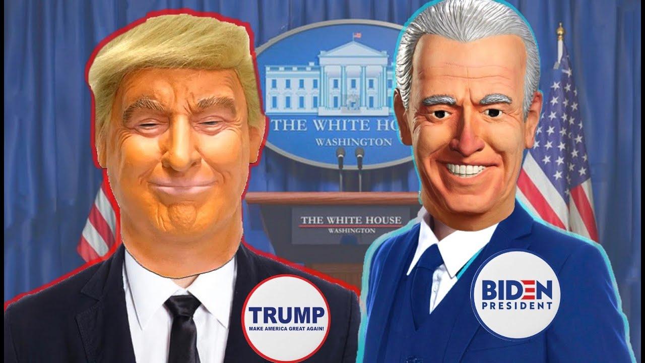 RAP BATTLE: Donald Trump vs. Joe Biden