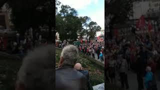 Митинг в Владивостоке.