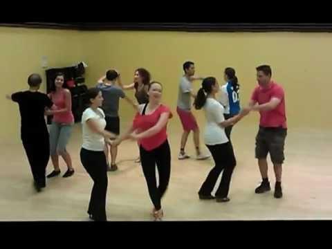 Rueda class with Amanda Gill